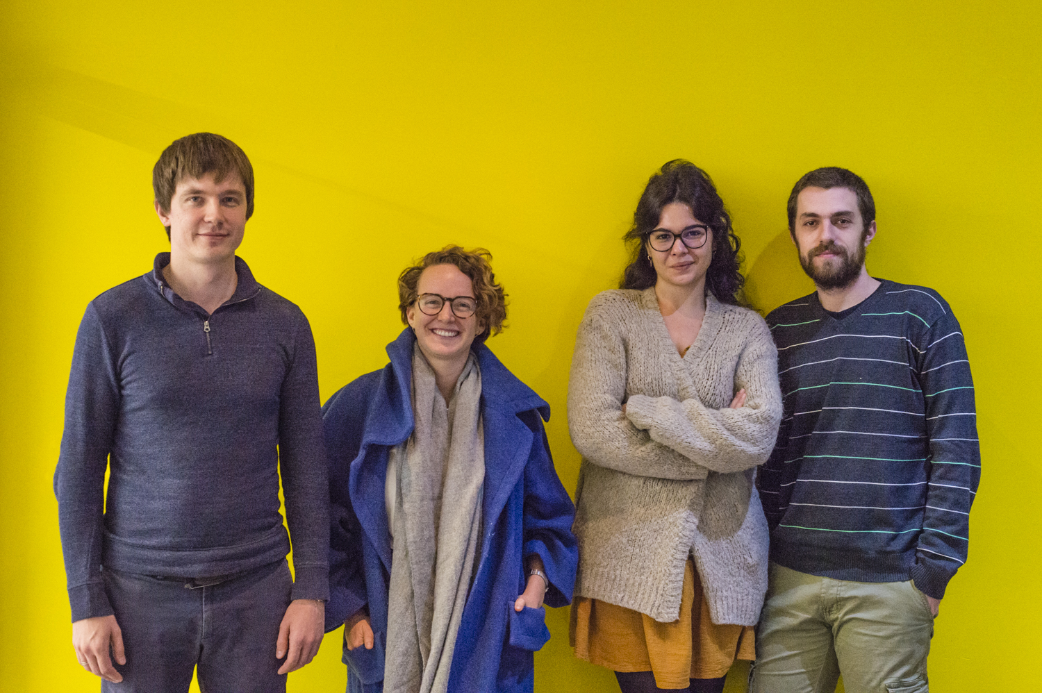 Engaged journalism accelerator grantees in Cardiff