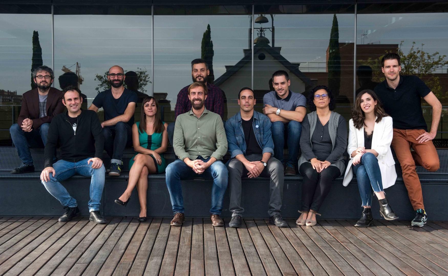 Civio's team (2018)